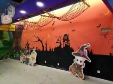 幼儿园内墙